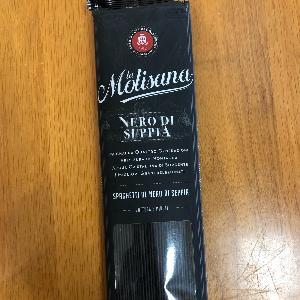 La Molisana Spaghetti Al Nero Di Seppia
