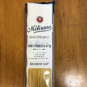La Molisana Bronze Die Thin Spaghetti N 16