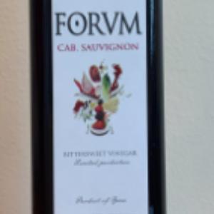 Forvm Cab Sauvignon Vinegar 16.8oz.