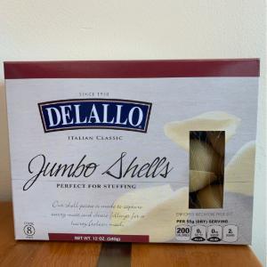 DeLallo Jumbo Shells