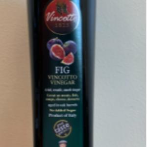 Vincotto Fig Vinegar 17oz.