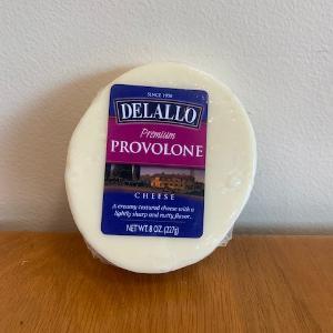 DeLallo Provolone Sliced 8oz.