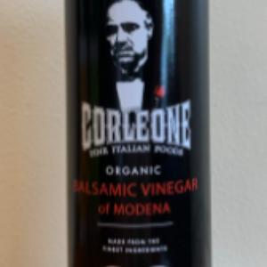 Corleone Organic Balsamic Vinegar 16.9oz.