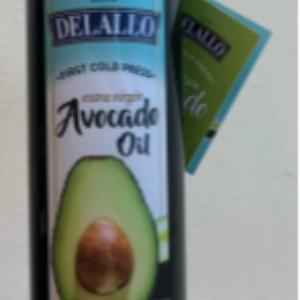 DeLallo Extra Virgin Avocado Oil 8.5oz.
