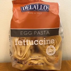 DeLallo Egg Fettuccine