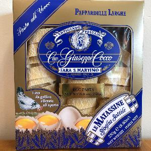 Guiseppe Cocco Egg Pasta