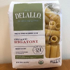 DeLallo Org. Rigatoni #21