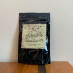 Pittsburgh Spice Co. Meatloaf Mix
