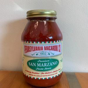 Pennsylvania Macaroni Co. San Marzano Pasta Sauce