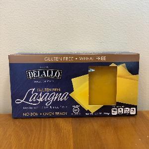 DeLallo Lasagna