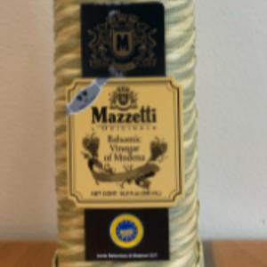 Mazzetti Balsamic Vinegar in Wicker 25.35oz.