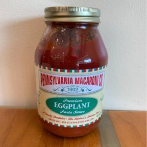 Pennsylvania Macaroni Co. Eggplant Pasta Sauce