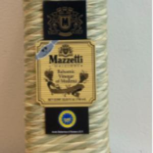 Mazzetti Balsamic Vinegar in Wicker 16.9oz.