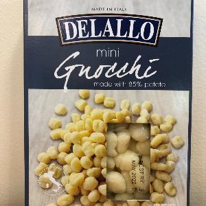 DeLallo Mini Gnocchi 1lb.