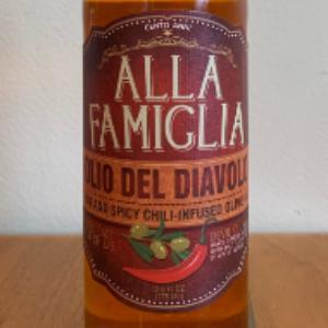 Alla Famiglia Olio del Diavolo 12.6 oz (cloned)