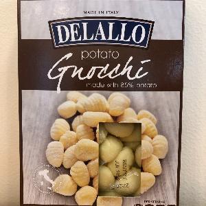 DeLallo Gluten Free Mini Potato Gnocchi