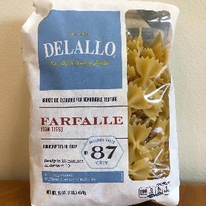 DeLallo Farfalle #87