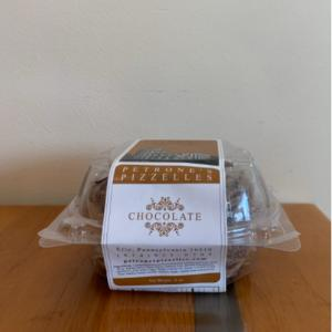 Petrone's Chocolate Pizzelle 6oz