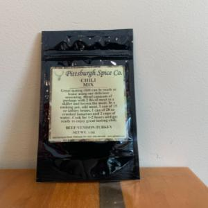 Pittsburgh Spice Co. Chili Mix