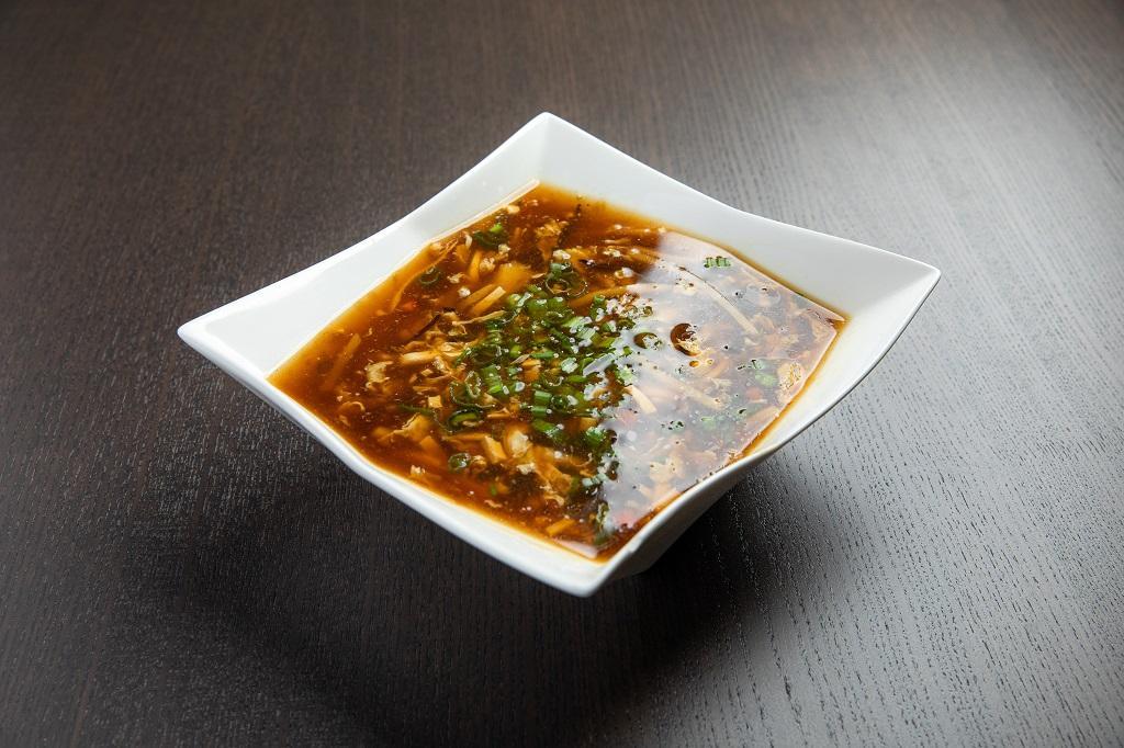 Hot & Sour Soup 酸辣汤