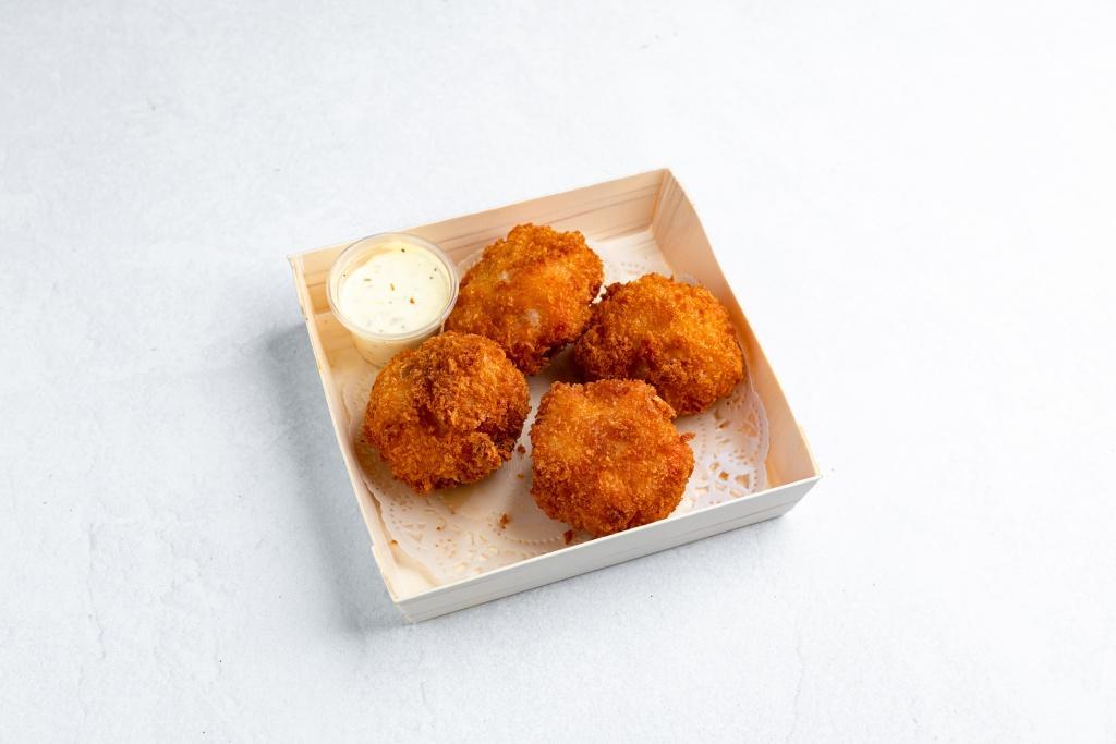 Deep Fried Shrimp Ball 炸蝦球