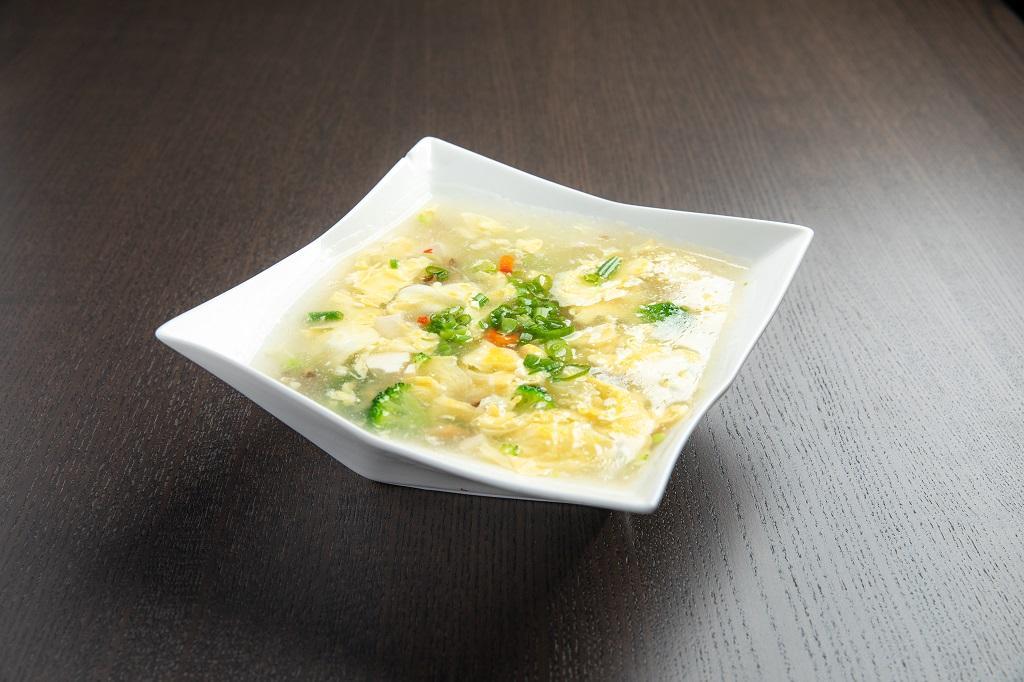 Egg Drop Soup 蛋花湯