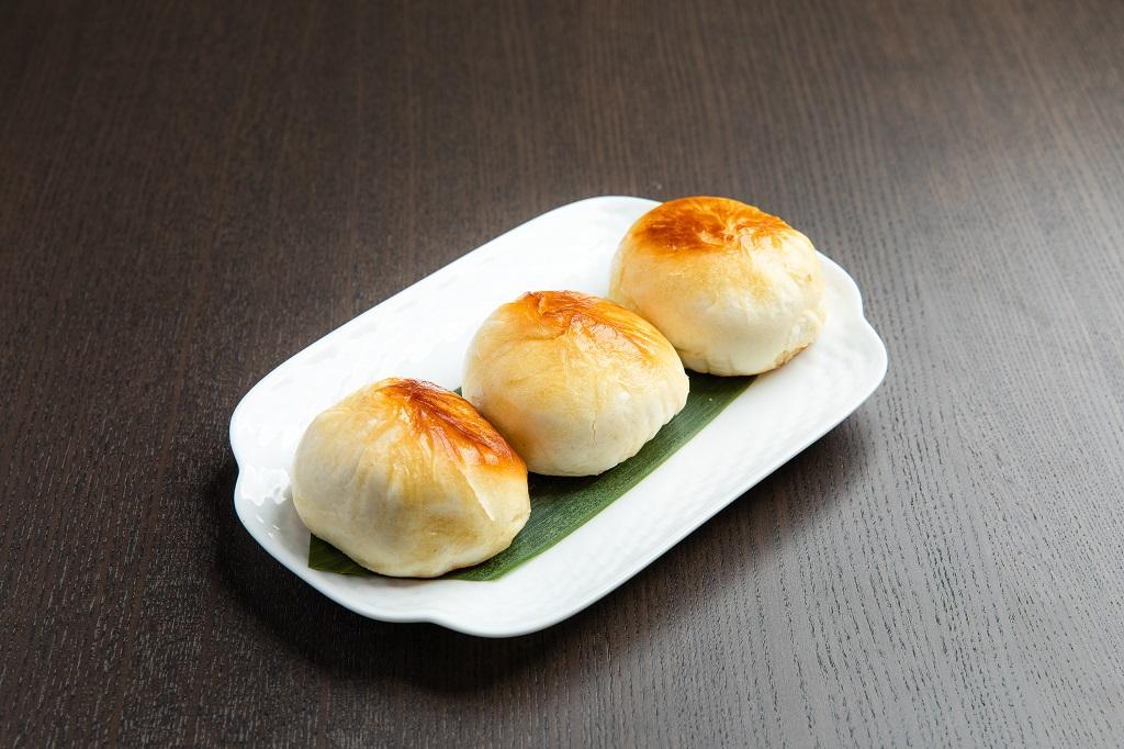 Shanghai Pan Fried Bun 上海生煎包